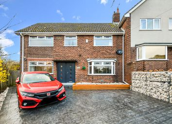 Thumbnail 3 bed semi-detached house for sale in 25 New Mill Lane, Mansfield