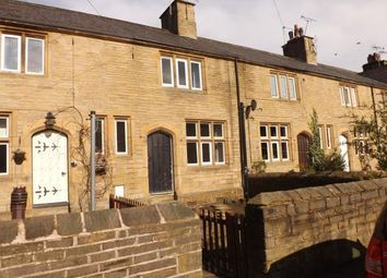 Thumbnail 3 bed terraced house for sale in Railway Terrace, Halifax, West Yorkshire