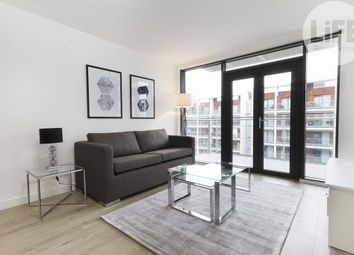 Thumbnail 1 bed flat to rent in Zest Building, 36 Beechwood Road, Dalston, London