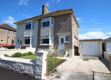 Thumbnail 3 bed semi-detached house for sale in Garrowhill Drive, Garrowhill, Glasgow, Lanarkshire