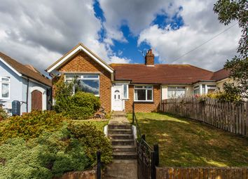 Thumbnail 3 bedroom semi-detached bungalow for sale in Firtree Road, Hastings