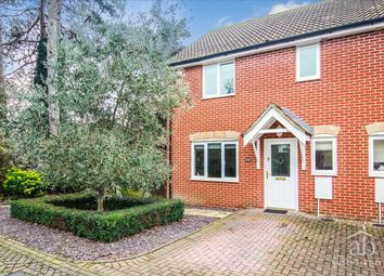Thumbnail 3 bed end terrace house for sale in Giffords Close, Grange Farm, Kesgrave, Ipswich