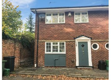 Thumbnail 3 bedroom end terrace house for sale in Hylands Mews, Epsom
