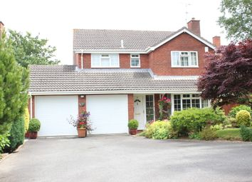 Thumbnail 4 bed detached house for sale in Romilly Gardens, Saltram Estate, Plympton