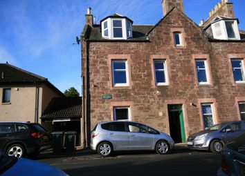 Thumbnail 2 bed flat for sale in 18 Milnab Street, Crieff