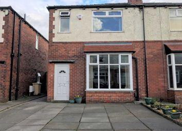 Thumbnail 3 bedroom semi-detached house for sale in Kingston Avenue, Bolton