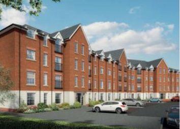 Thumbnail 2 bed flat to rent in Llys Nantgarw, Wrexham
