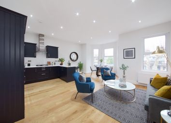 Thumbnail 2 bed flat for sale in Winchester Avenue, Queens Park