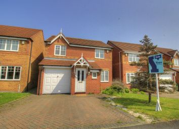 Thumbnail 3 bed detached house for sale in Hamsterley Road, Newton Aycliffe