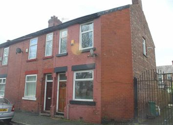 Thumbnail 2 bed end terrace house for sale in Audrey Street, Moston, Manchester
