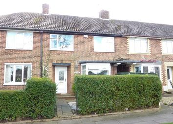 Thumbnail 3 bed terraced house for sale in Edge Avenue, Scartho, Grimsby