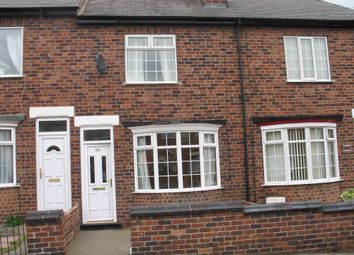 Thumbnail 2 bed terraced house to rent in Burton Avenue, Balby, Doncaster, South Yorkshire