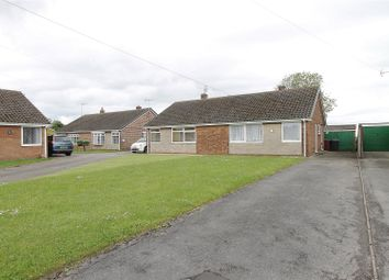 Thumbnail 2 bed semi-detached bungalow for sale in Hudson Mount, Bolsover, Chesterfield