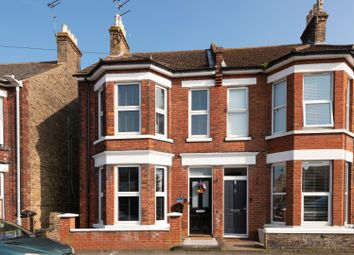 Thumbnail 3 bed semi-detached house for sale in Grosvenor Road, Broadstairs