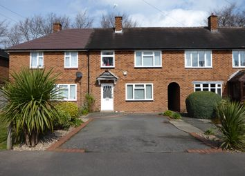 Thumbnail 3 bed terraced house for sale in Broomfields Close, Solihull