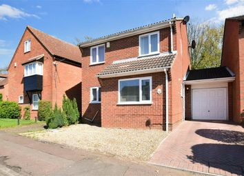 3 bed link-detached house for sale in Lords Wood Lane, Lords Wood, Chatham, Kent ME5