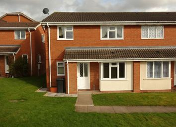Thumbnail 2 bed terraced house to rent in Orchard Way, Measham, Swadlincote
