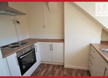 Thumbnail 1 bed flat to rent in Brynhyfryd Road, Newport