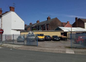 Thumbnail Commercial property for sale in Roberts Garage, Wallasey