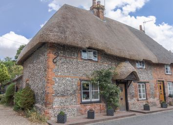 Thumbnail 2 bed cottage for sale in Hurstbourne Tarrant, Andover, Hampshire