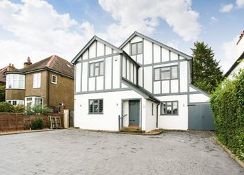 Thumbnail 5 bed detached house for sale in Grove Park Road, London