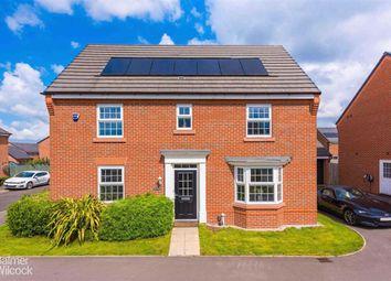 4 bed detached house for sale in Dallington Avenue, Leyland, Preston PR25
