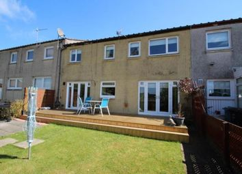Thumbnail 3 bedroom terraced house for sale in Rannoch Drive, Cumbernauld, Glasgow, North Lanarkshire