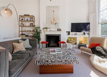 Thumbnail 4 bed flat to rent in Randolph Crescent, Little Venice, London
