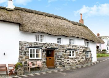 Thumbnail 4 bed cottage for sale in The Cove, Coverack, Helston
