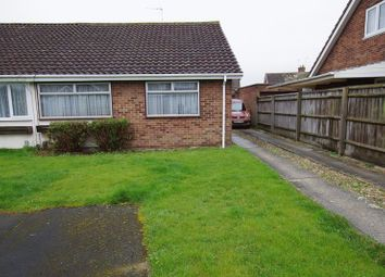 Thumbnail 2 bed semi-detached bungalow for sale in Capitol Close, Swindon