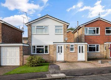 Thumbnail 3 bed link-detached house for sale in Grasmere Road, Kennington, Ashford