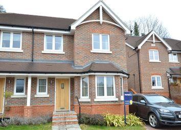 Thumbnail 4 bed semi-detached house for sale in Sheldon Rise, Caversham, Reading