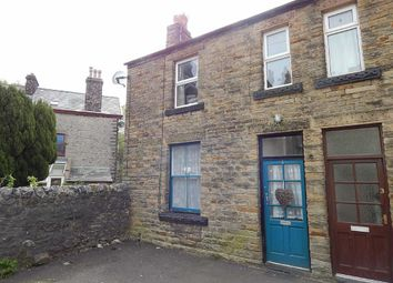 Thumbnail 2 bed end terrace house to rent in Hardwick Close, Buxton, Derbyshire