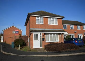 Thumbnail 3 bed property to rent in Impala Drive, Cherry Hinton, Cambridge
