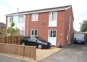 Thumbnail 4 bed semi-detached house for sale in Hillside, Sutton, Ely
