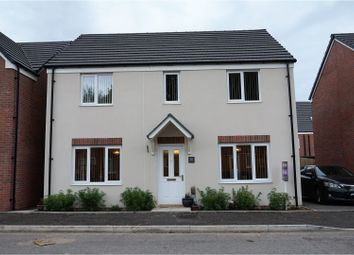 Thumbnail 4 bed detached house for sale in Edmundsbury Road, Newport