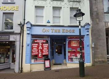 Thumbnail Retail premises to let in 3 Nott Square, Carmarthen
