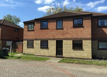 Thumbnail 2 bed flat to rent in Anderby Close, Lincoln