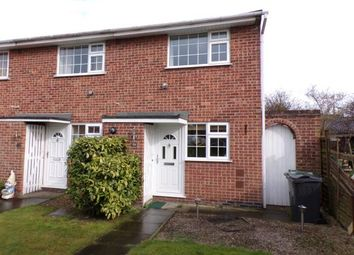 Thumbnail 2 bed terraced house for sale in Orchard Way, Syston, Leicester, Leicestershire