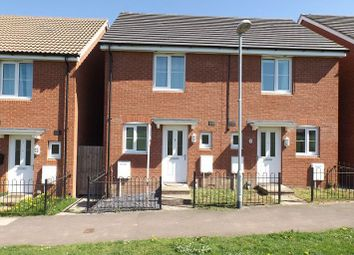 Thumbnail 2 bed semi-detached house to rent in Bluebell Walk, Hereford