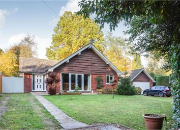 Thumbnail 4 bed detached bungalow for sale in Cromer Road, Holt