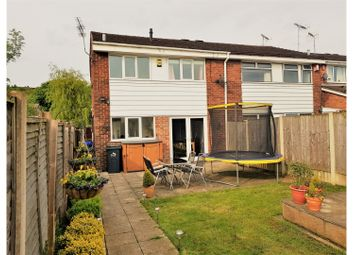 Thumbnail 3 bed semi-detached house for sale in Mannin Close, Stoke-On-Trent