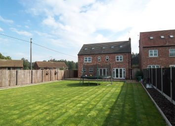 Thumbnail 6 bed detached house for sale in The Conifers, Ranby, Retford