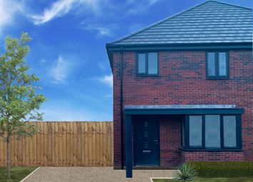 Thumbnail 2 bed semi-detached house for sale in Wigginton Road, Tamworth