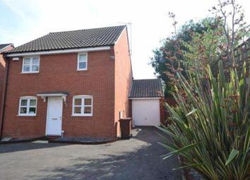 Thumbnail Detached house to rent in Prestbury Road, Duston, Northampton