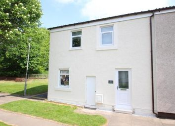 Thumbnail 3 bed end terrace house for sale in Cramond Way, Broomlands, Irvine, North Ayrshire