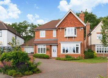 Thumbnail 4 bed detached house for sale in Montagu Place, Shalford, Guildford