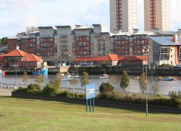 Thumbnail 2 bedroom flat for sale in River View, Low Street, Sunderland