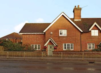 Thumbnail 3 bed end terrace house for sale in Petersfield Road, Havant