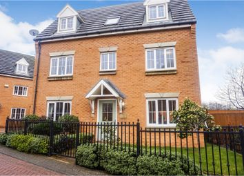 Thumbnail 4 bedroom detached house for sale in Waggon Road, Leeds
